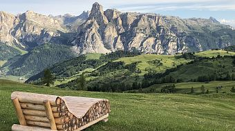 Relax in the Dolomites